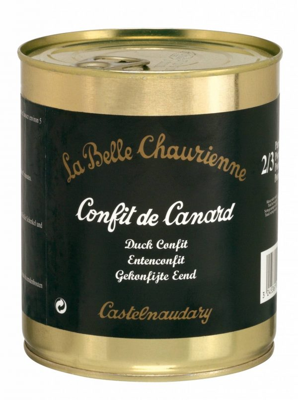 :e Belle Chaurienne French Duck Confit