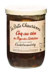 Coq Au Vin La Belle Chaurienne