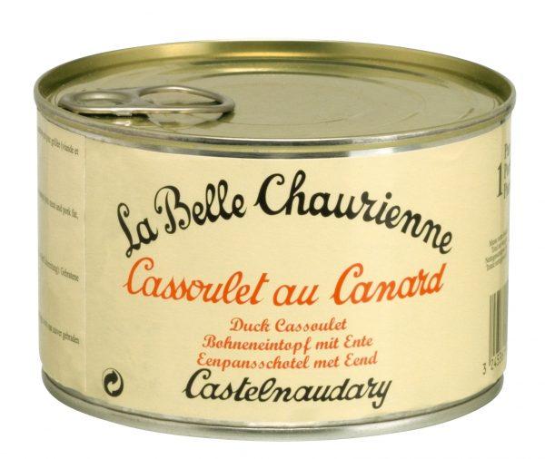 Duck Cassoulet La Belle Chaurienne 420g