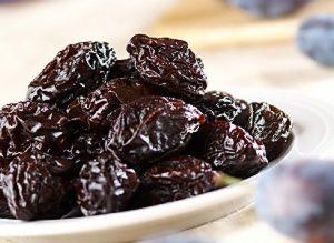 French agen prunes