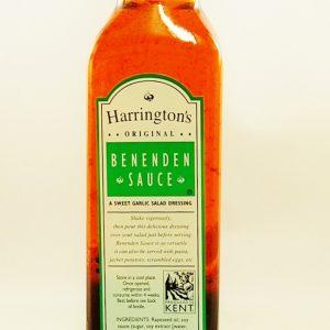 Harringtons original garlic sauce ml