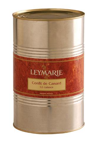 Leymarie confit de canard cuisses