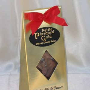 Petite perigord gold chocolate covered walnut