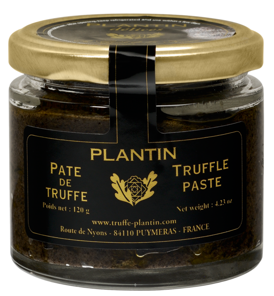Plantin black truffle paste