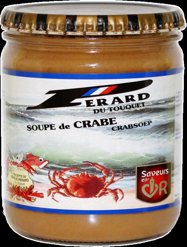 SCP PERARD Soupe de Crabe  g