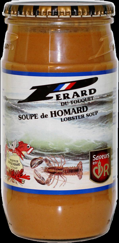 SH PERARD Soupe de Homard