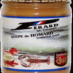 SHP PERARD Soupe de Homard  g