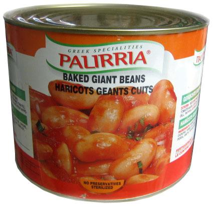 baked giant beans kg