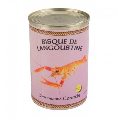 bisque de langoustine  g
