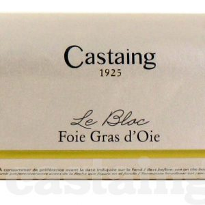 Bloc De Foie Gras D'Oie Castaing
