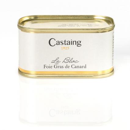 castaing foie gras de canard