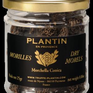dry morels plantin g