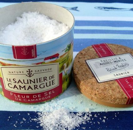 Fleur De Sel De Camargue 125g The Good Food Network