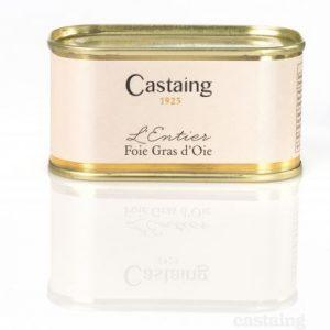 foie gras doie entier castaing g