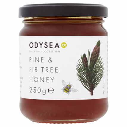 pine fir tree honey