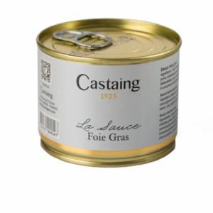 sauce foie gras castaing