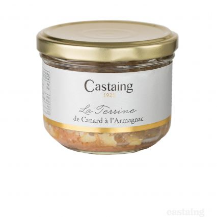 terrine de canard a larmagnac recette traditionnelle