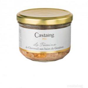 terrine de chevreuil aux baies de genievre recette traditionnelle