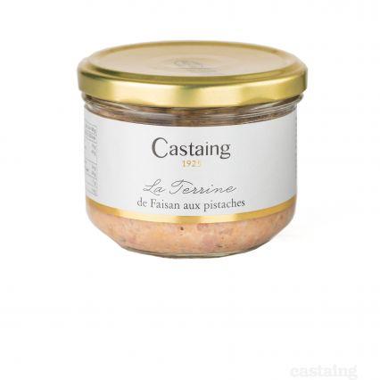terrine de faisan aux pistaches recette traditionnelle