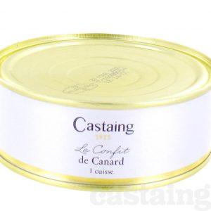 Confit De Canard Castaing