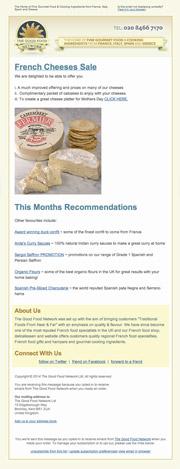 Fine Food News