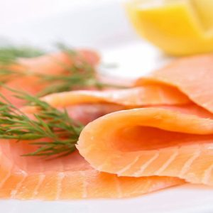 Severn And Wye VAR Smoked Salmon