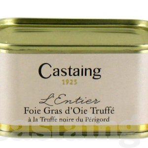 Foie Gras D'Oie Entier Truffe Castaing