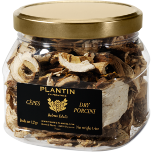 dried porcini mushrooms plantin 125g
