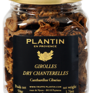 Dried chanterelle (girolles) mushrooms 50g
