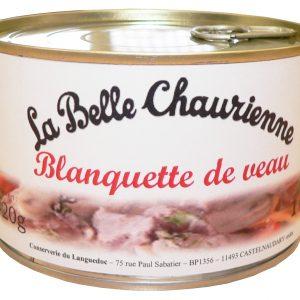 Blanquette de veau La Belle Chaurienne