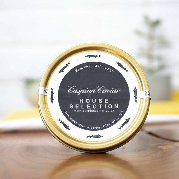 Caspian Caviar - House Selection Caviar
