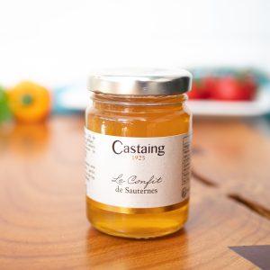 Castaing - Sauternes Wine Jelly 100g jar