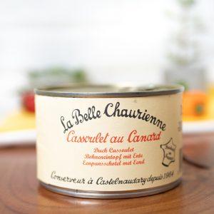 La Belle Chaurienne - Duck Cassoulet 420g tin