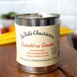 La Belle Chaurienne - Duck Cassoulet 840g tin