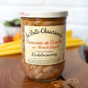 La Belle Chaurienne - Duck Sausage Cassoulet 750g