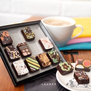 Lauden - Mixed Chocolate Collection box of 12