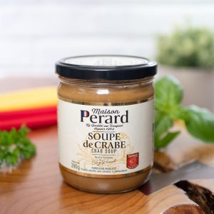 Perard du Touquet - Crab Soup Soupe De Crabe 390g jar