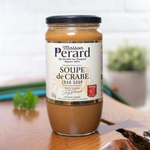 Perard du Touquet - Crab Soup Soupe De Crabe 780g jar