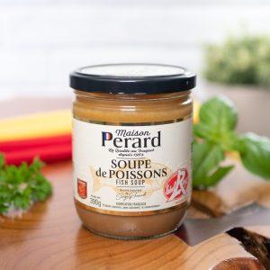 Perard du Touquet - Fish Soup Soupe De Poissons 390g jar