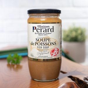Perard du Touquet - Fish Soup Soupe De Poissons 780g jar