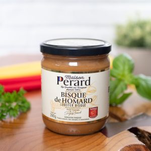 Perard du Touquet - Lobster Bisque De Hombard 390g jar