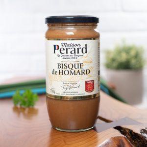 Perard du Touquet - Lobster Bisque De Hombard 780g jar