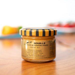 Perard du Touquet - Rouille 60g jar