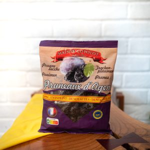 Pitted Agen Prunes 500g bag