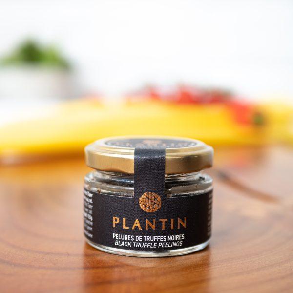 Plantin - Black Winter Truffle Peelings 12.5g jar