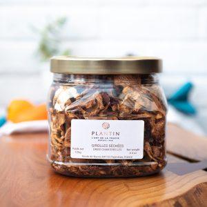 Plantin - Dried Chanterelles Girolles 125g tub P1123200