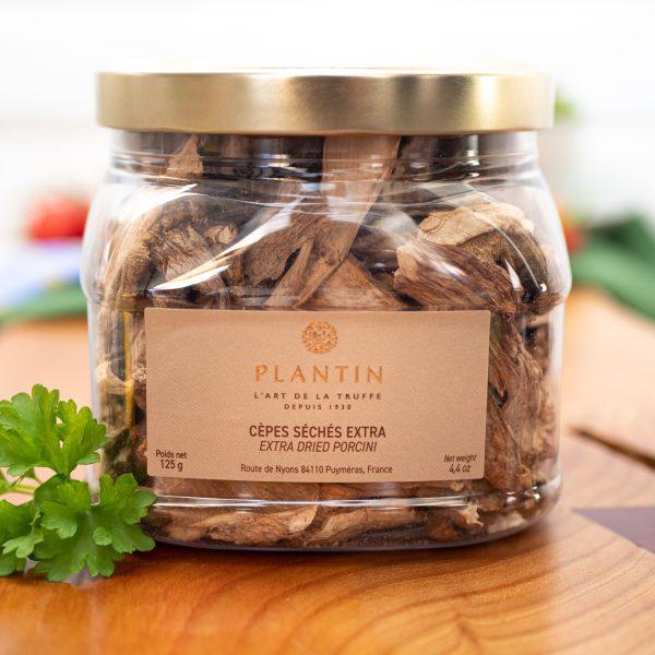 Plantin - Dried Porcini Mushrooms 125g tub