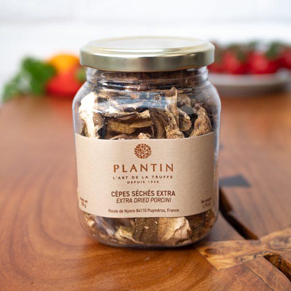 Plantin - Dried Porcini Mushrooms 50g jar