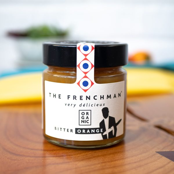 The Frenchman - Organic French Bitter Orange Jam 260g Jar