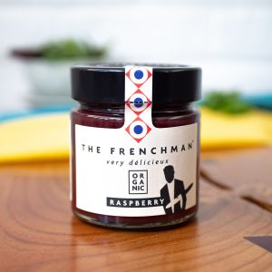 The Frenchman - Organic French Raspberry Jam 260g Jar